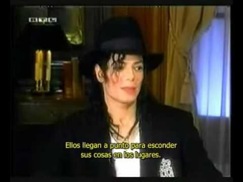 Entrevista de Barbara Walters a Michael Jackson (Subtitulos en español)(1/2)