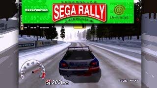 En este video recordamos otro juego de carreras de Sega: Daytona US...
