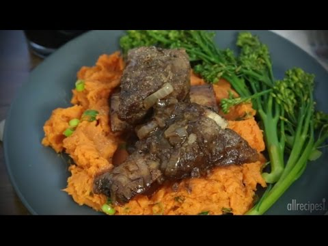 How to Make Simple Beef Short Ribs | Beef Recipes | Allrecipes.com