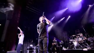 Rizzle Kicks - Dreamers - Live Shepherd