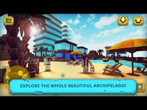 Eden Island Craft: Fishing & Crafting In Paradise / Android Gameplay HD