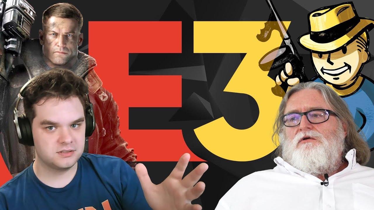Tyler McVicker's E3 Predictions - Valve's Secret, Bethesda, Nintendo