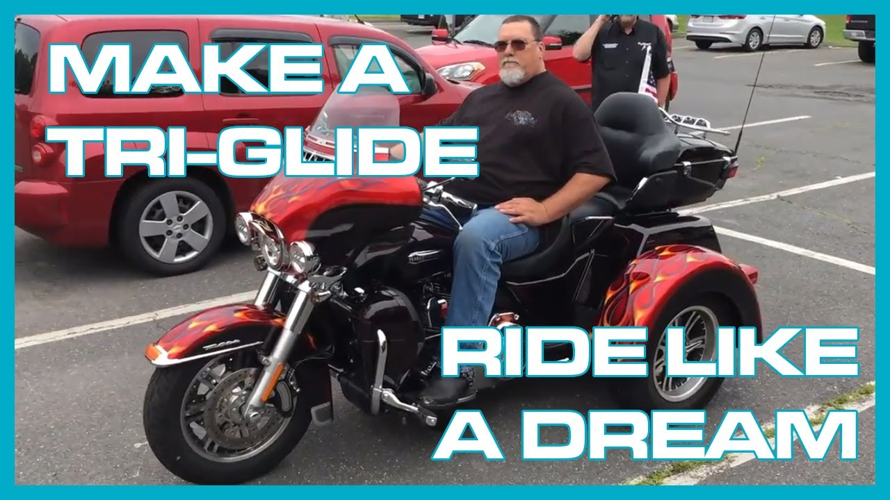 How To Make A Harley Trike Ride Like A Dream