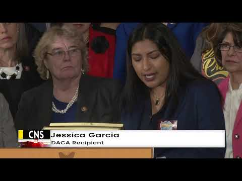 DREAM AND PROMISE ACT: Lawmakers introduce new bill alongside DACA recipients