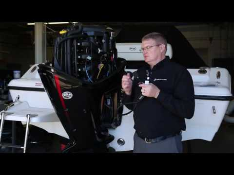 VesselView Mobile: How to install on single engine outboard 40hp and above