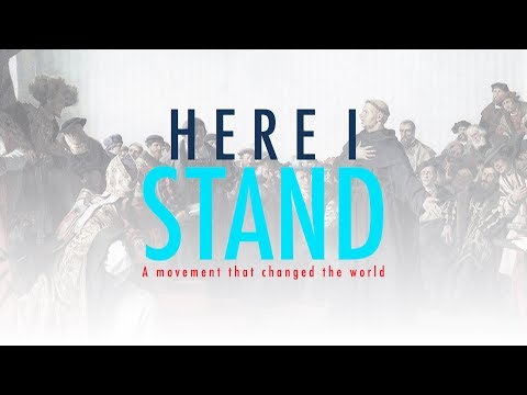 Here I Stand Part 4 | Dave Richardson