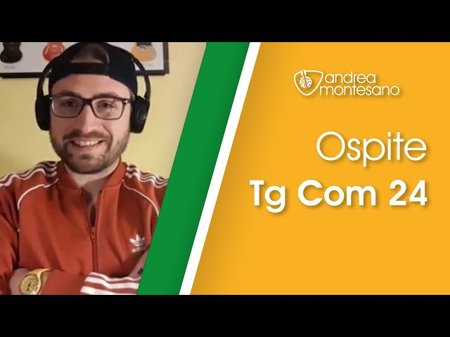 Mediaset Tg Com 24 - Intervista su