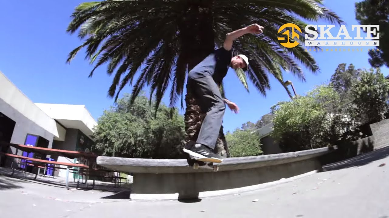wholesale dealer 7052a ef740 Adidas Dorado ADV Boost Commercial Ft. Nate Hoover. Skate Warehouse
