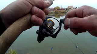 Рыбалка у Мамеда Третье озеро Ловля Форели на селикон Снасти для ловли форели