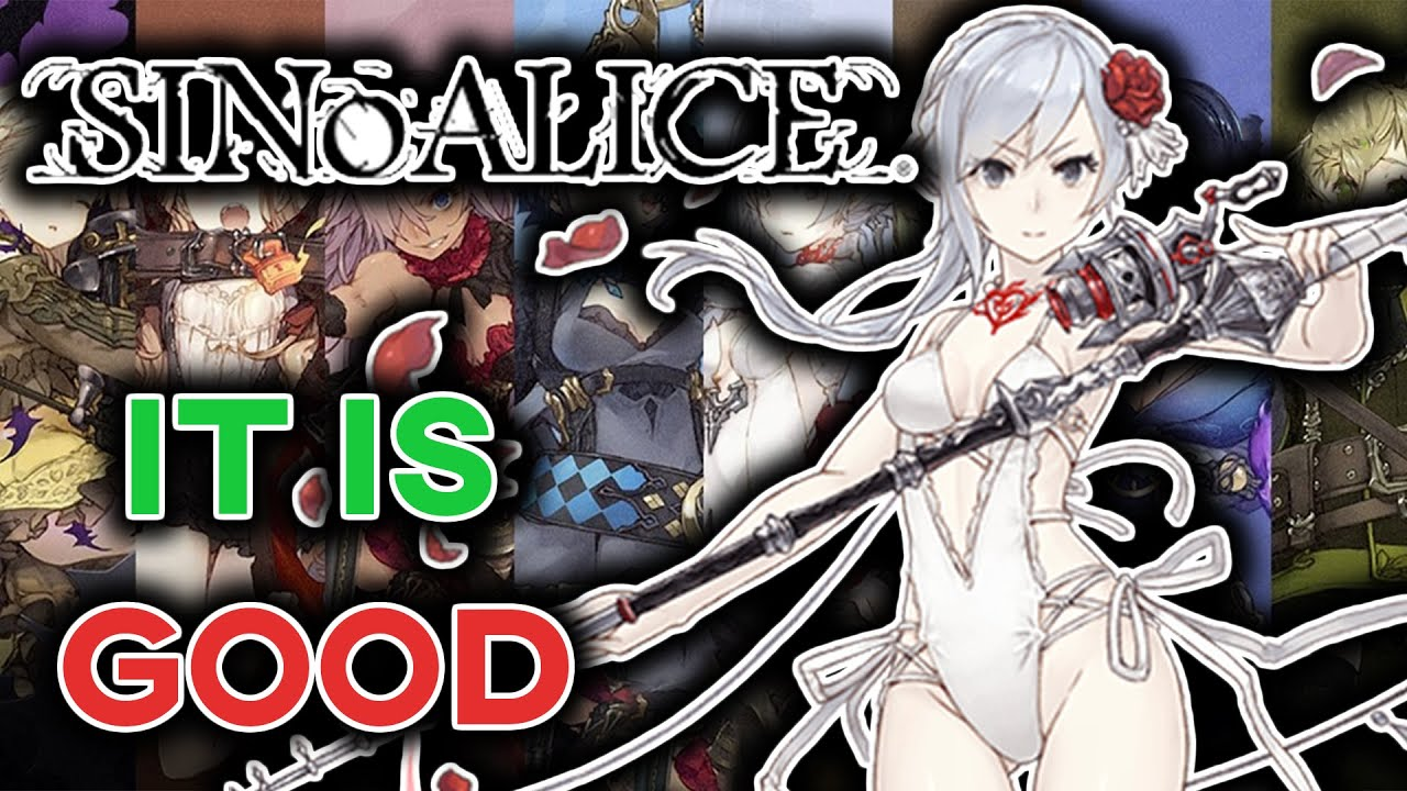 SINoALICE - Hero Collector fairy tale with a creepy story [First Impressions]