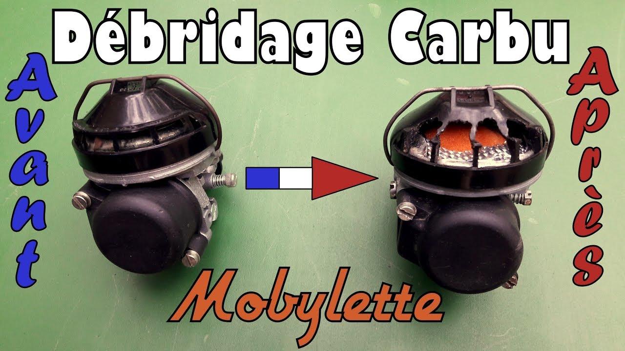 Carburateur 15 dellorto pour Mobylette PEUGEOT 103 MBK 51 carbu Dell/'orto 15