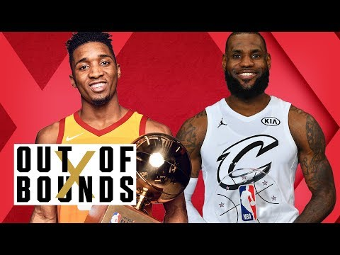 NBA All-Star Madness With Jimmy Butler, Nate Robinson & Kenny Smith | Out of Bounds