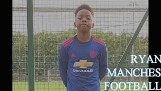 RYAN TIOFFO U12 MANCHESTER UNITED DEVELOPMENT FOOTBALL PRODIGY PART 1 OF 2