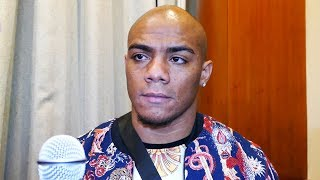Oscar Rivas EXCLUSIVE: Dillian Whyte may end like Bryant Jennings