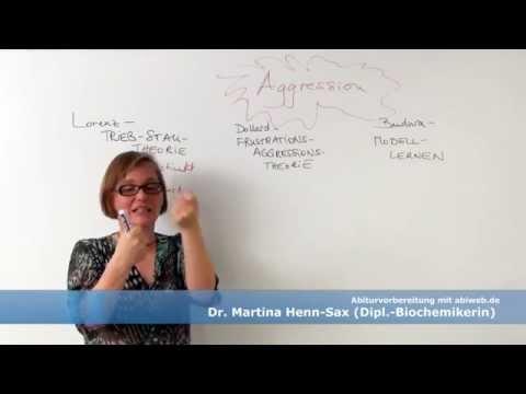 Theorien zur Aggression - Biologie Abitur