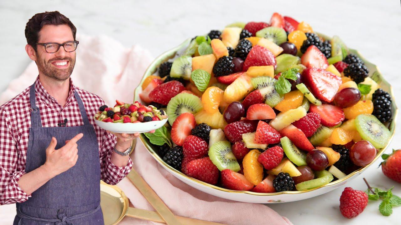 Fruit Salad Preppy Kitchen