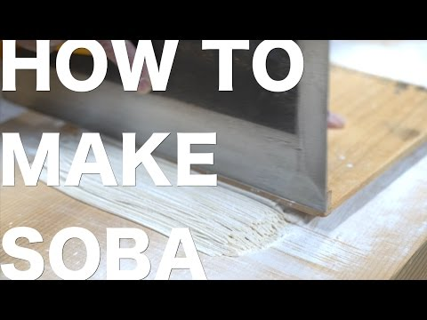 Thumbnail: How to Make the Perfect Soba Noodle