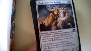 ASMR - Eldritch Moon Magic the Gathering (german)