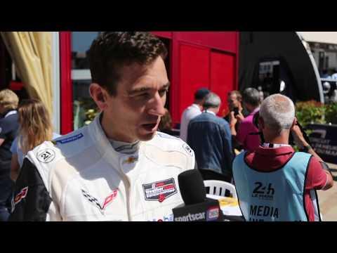 Le Mans: Oliver Gavin Interview