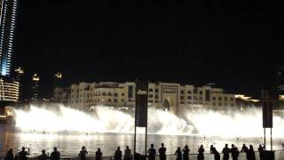 Dhoom Taana @ The Dubai Fountain.MP4