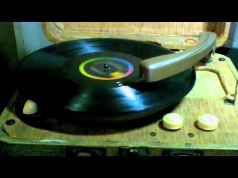 Lucho Gatica - El Pecador 78 rpm!
