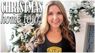 🎄CHRISTMAS HOME TOUR 2018 🏡  DECORATING FOR CHRISTMAS