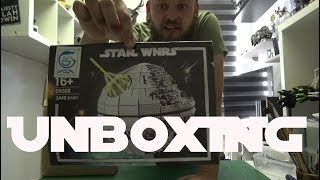LEPIN - 05026 - Death Star 2 - Unboxing deutsch