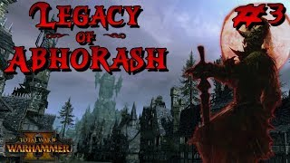 Legacy of Abhorash #3: Blood Dragon Vampire Challenge Campaign | Total War: Warhammer 2