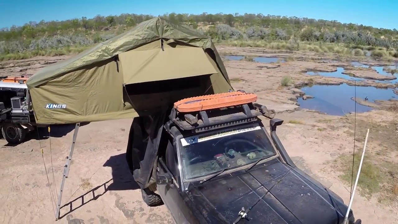 Adventure Kings Roof Top Tent adventure kings rooftop tent tourer with annex