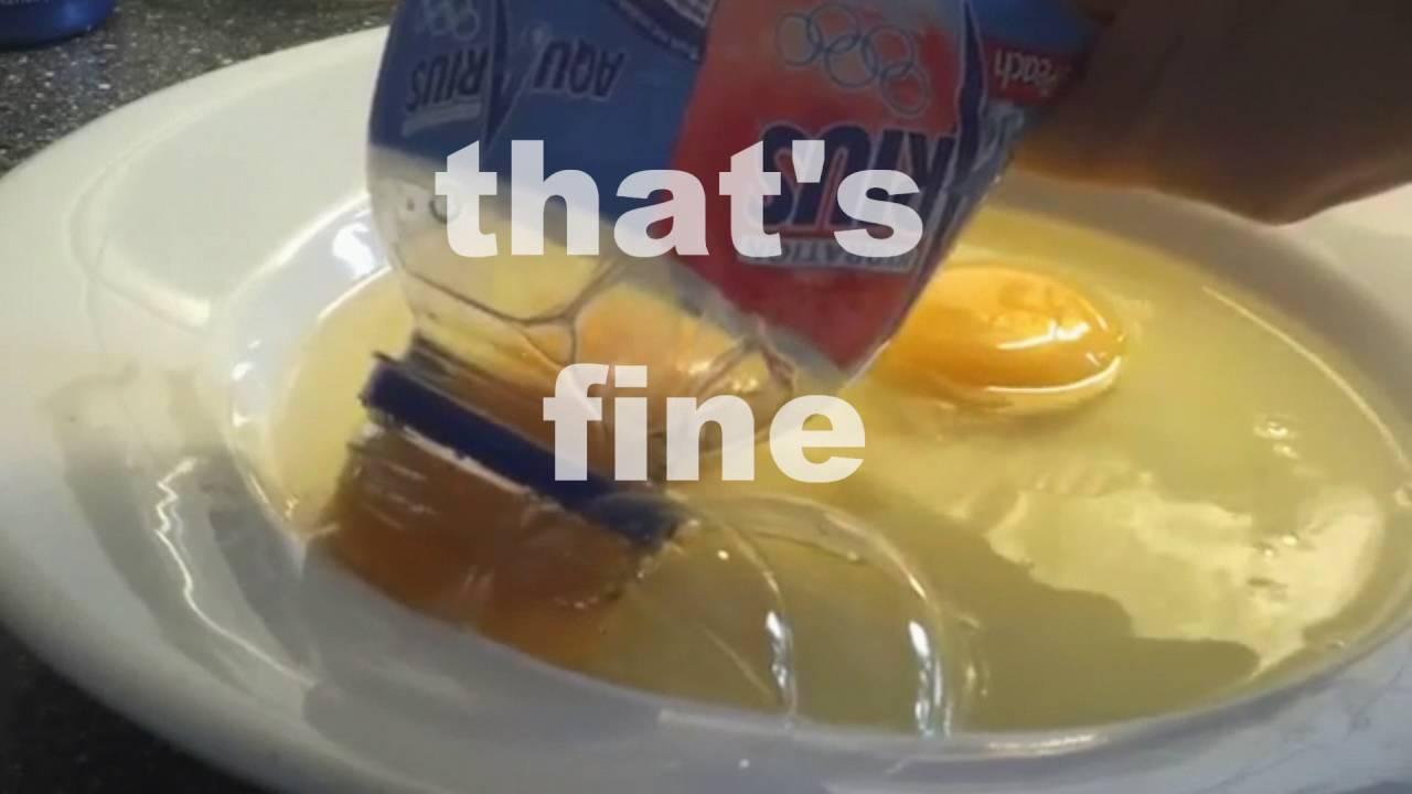 Голландские яйца - второй фильм из серии