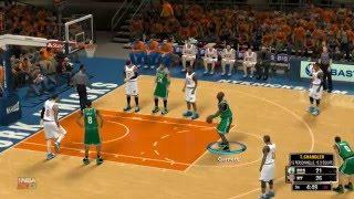 NBA 2K13 : Gaming-Live Playoffs - Celtics vs Knicks (HD)