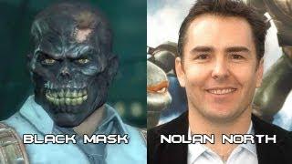 Characters and Voice Actors - Batman: Arkham City