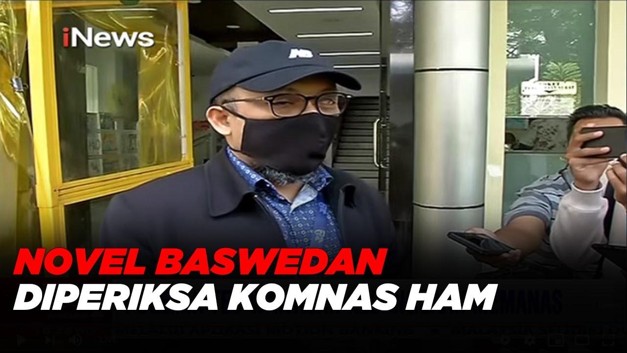 Novel Baswedan Diperiksa Komnas HAM Terkait TWK di KPK Part 02 - iNews Room 28/05