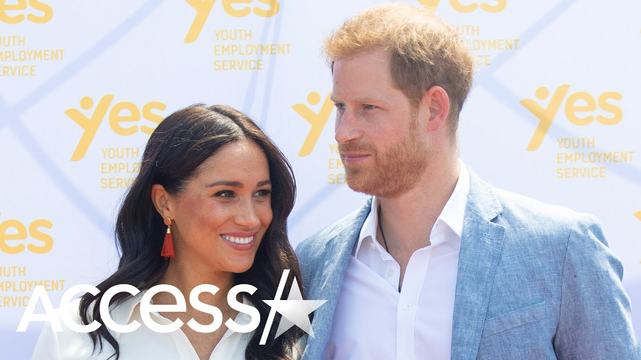 Prince Harry Talks Possibility Of Moving To Africa With Meghan Markle