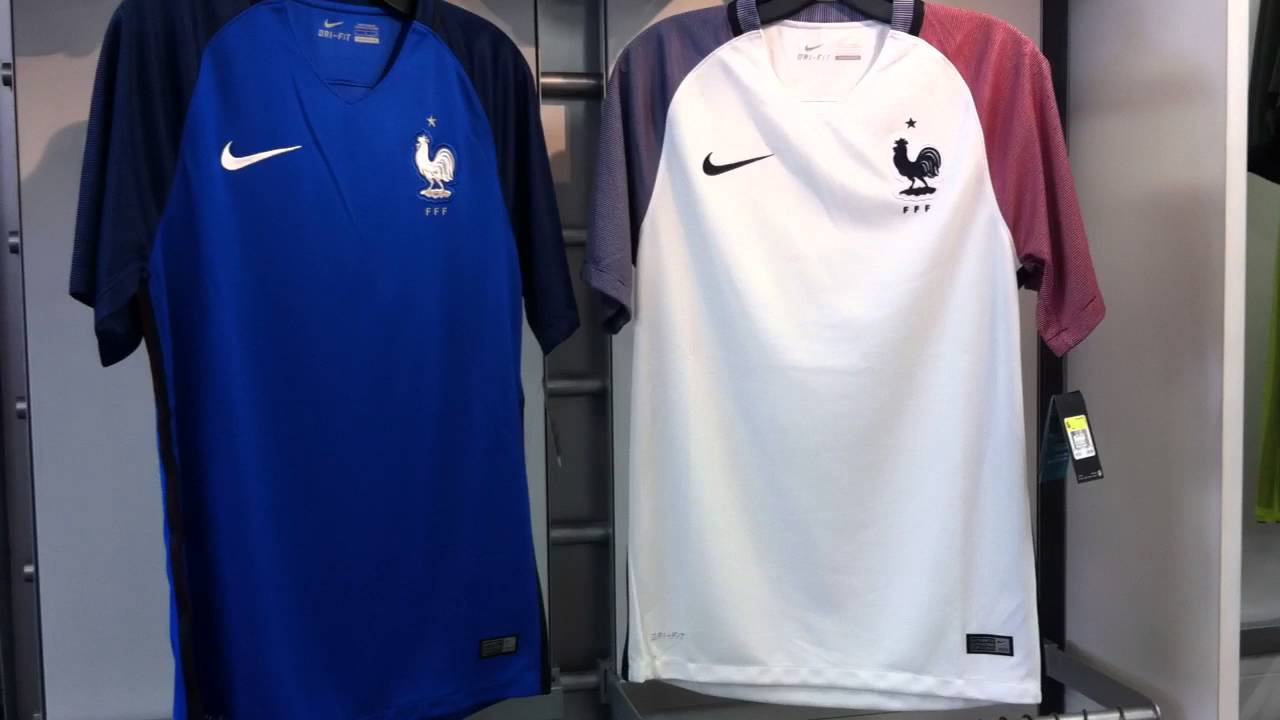b4efeaa82 France Jersey 2016 by Nike at NAS Vancouver BC 604-299-1721 - YouTube