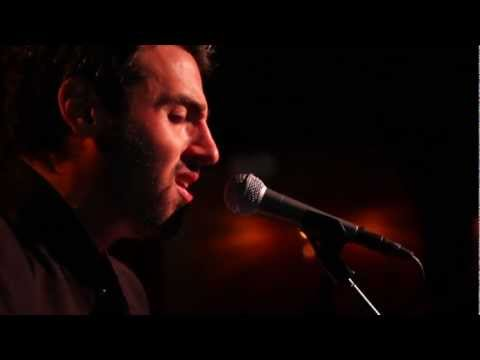 "Ari Hest - ""Swan Song - Live"" from the CD/DVD An Intimate Evening at Rockwood Music Hall"