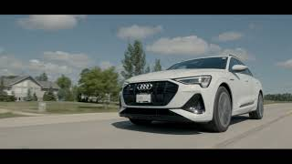 Audi on the prairies