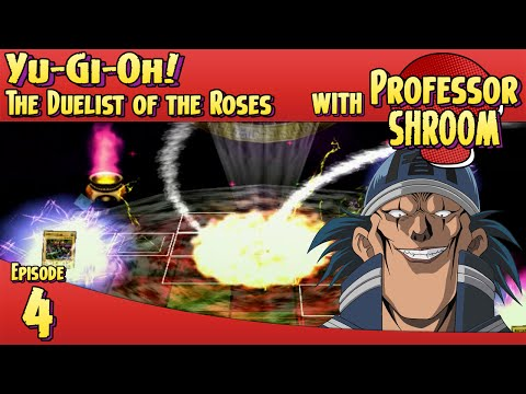 Yu-Gi-Oh! The Duelists of the Roses - EP4 - Panic The Eliminator (Darkness Ruler)!