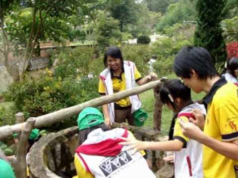 Clip vui của đội nhạc kèn Võ Thành Trang 2010 ở Đà Lạt