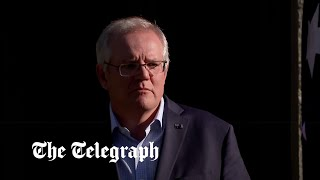 video: You knew we had concerns over submarine deal, Australian PM tells the furious French