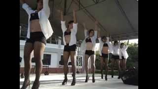 Man I feel like a woman- Grupo danza UCA