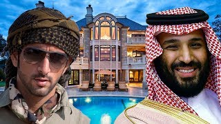 The Most Beautiful and Expensive Houses of Sheikhs and Sultans 2019