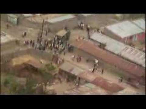 Post-election violence continuing across Kenya - 28 Jan 08