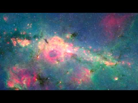 The Galactic Center Revisited (Gallery Explorer)