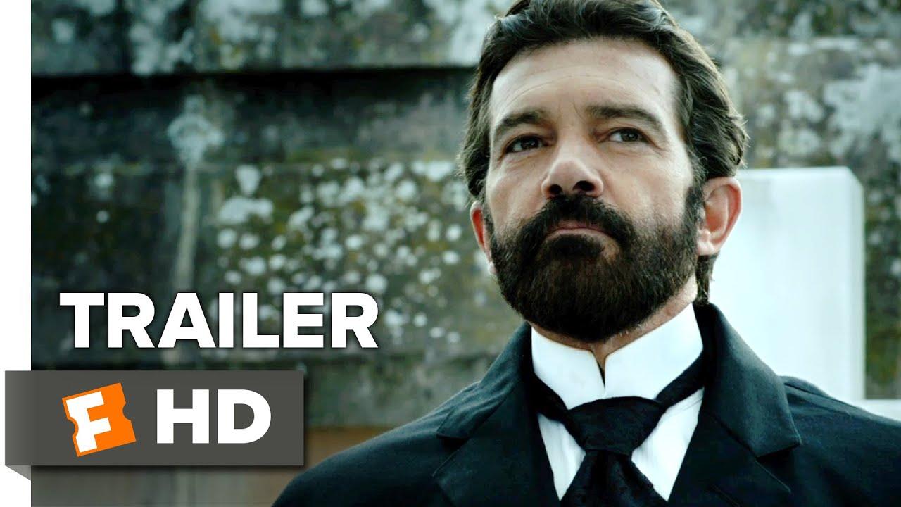 Finding Altamira Official Trailer 1 (2016) - Antonio ... Antonio Banderas