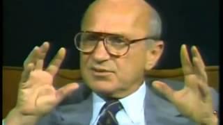 Milton Friedman: Inflation vs Unemployment