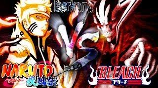 Naruto kurama mod VS Ichigo Vasto Lorde [Naruto] By Berkana (Mugen)