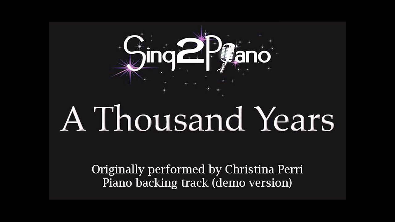 a thousand years instrumental ringtone mp3 free download