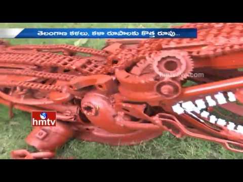 Telugu University VC Satyanarayana Face to Face | Hyderabad | HMTV