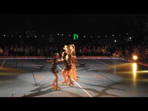 Gala du Roller Club de Pleyben 2017: Groupe Girls Power